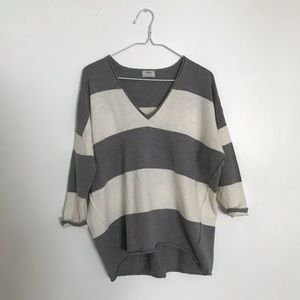 Madewell Striped Pullover   Size S